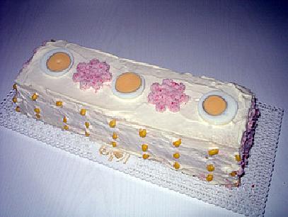 pastel Menú Especial para el Día del Padre