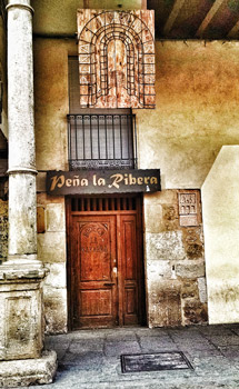 Bodegas subterráneas (Peña La Ribera)