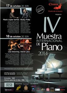 Muestra Internacional de Piano