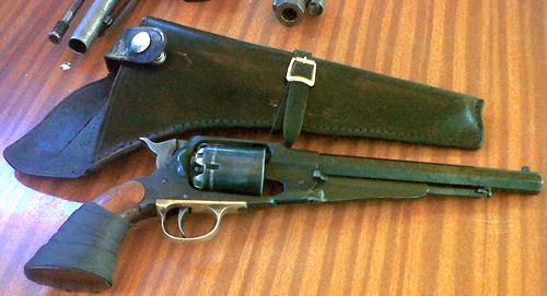 Exposición de Armas en la Calabaza