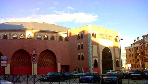 Plaza de Toros de Aranda de Duero
