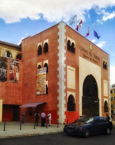 Fotografía: Merche Abad | Plaza de Toros de Aranda de Duero