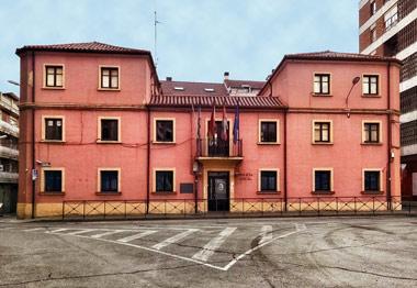 Sede de la Policía Local en Aranda de Duero