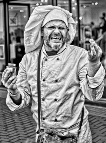 La Cocina no debería estar en manos de cualquiera