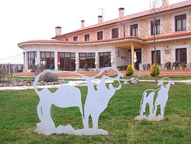 pradomerinasext1 Castilla y León lidera la regulación de los alojamientos de Turismo Rural