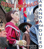 Fiestas Patronales 2010 de Aranda de Duero