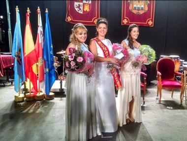Reina y Damas del 2015