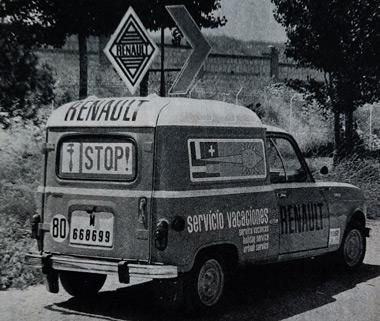 La versión furgoneta dejó de fabricarse en España en 1991