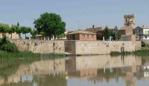 Fotografía: Río Duero a su paso por la localidad