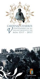 V Centenario fallecimiento Cardenal Cisneros