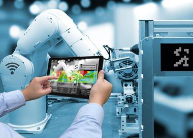 Industria 4.0, su aplicación en el presente y futuro de la empresa