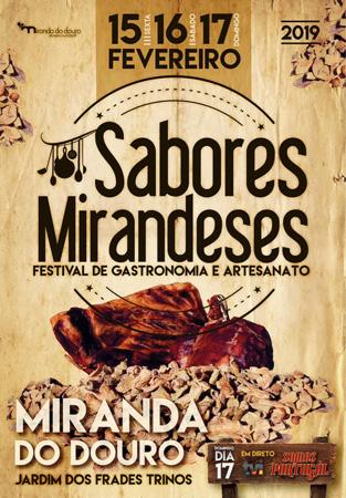 Feria Sabores Mirandeses 2019