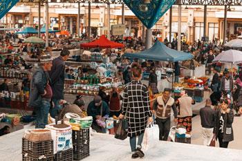 Mercado Siob Bazaar