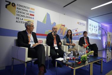 Congreso Nacional CENTAC de Tecnologías de la Accesibilidad