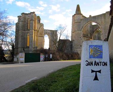 Ermita de San Antón en Castrojeriz
