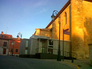 Iglesia de San Juan Bautista de Aranda de Duero