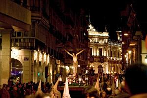Palencia | Función del Descendimiento