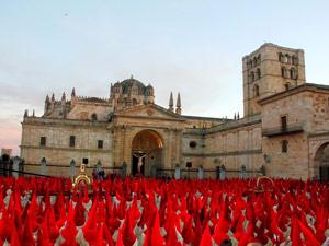 Zamora | Procesión Cristo de las Injurias