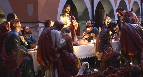 Fotografías: Hermandad Jesús camino del Calvario | Santa Cena