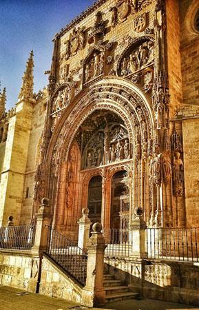 Fotografía: Merche Abad | Iglesia de Santa María