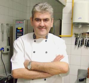 El Chef Santiago Alcalde González