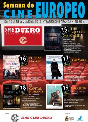Semana de Cine Europeo