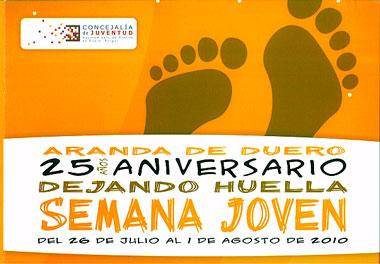 Cartel correspondiente a 2010