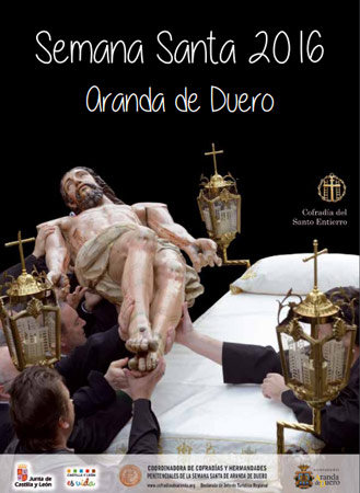 Cartel anunciador de la Semana Santa 2016