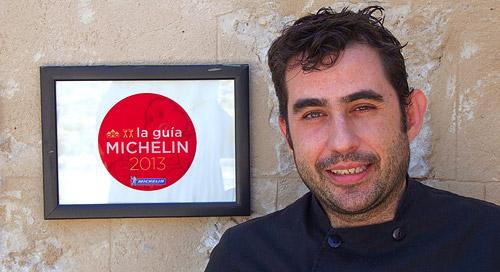 Fotografías: ArandaHOY.com | Chef Sergio Marqués, Posada Monasterio de Tórtoles de Esgueva.