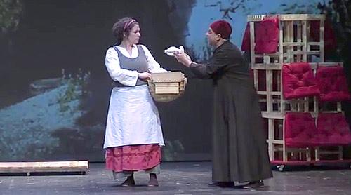 Representación Teatral El Concilio de Aranda
