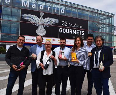 Siete empresas se estrenan en Gourmets de la mano de Burgos Alimenta