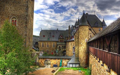 Castillo Alemania Burg an der Wupper, Solingen