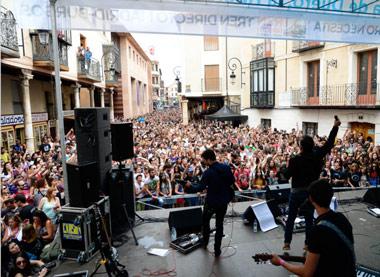 Sonorama Ribera: el vino y música se dan la mano