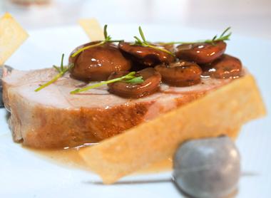 soriagastro380 Emocionante sesión vespertina en Soria Gastronómica