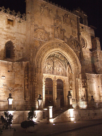 Fotografía: Javier Marqués | Iglesia de Santa María