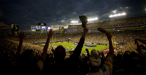 superbowl Una Arandina en USA: Super Bowl en Miami
