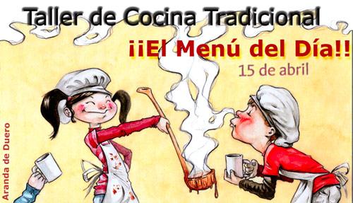 Taller de Cocina Tradicional