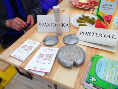 Compartiendo experiencias en Croacia