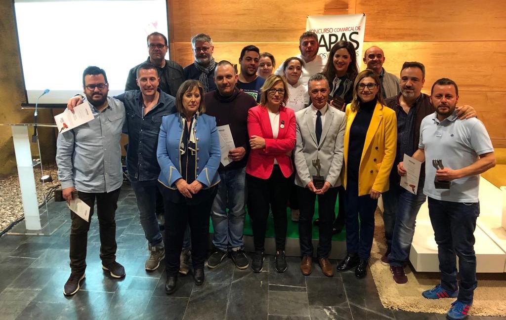 Ganadores del Concurso de Tapas Pinchos y Banderillas 2019