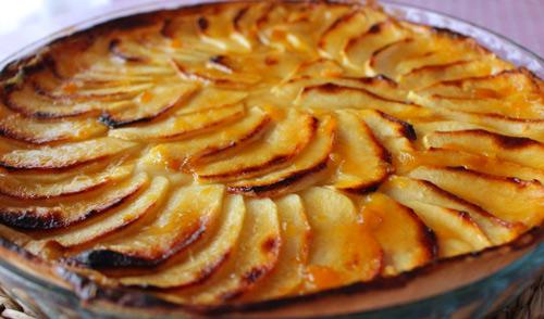 Tarta de manzana: un clásico de otoño