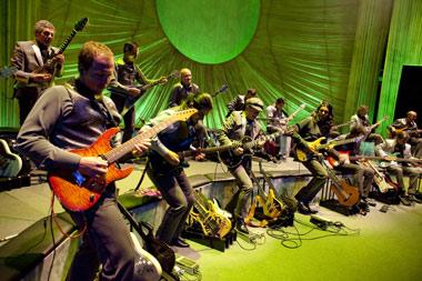 Sinfonity Orquesta de Guitarras Eléctricas