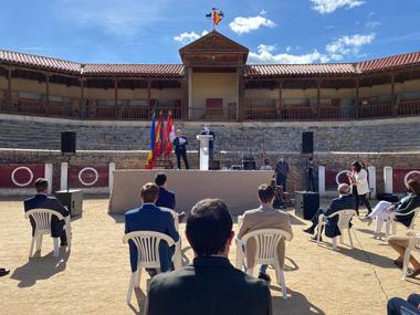 Presentación del II Circuito de Novilladas de Castilla y León