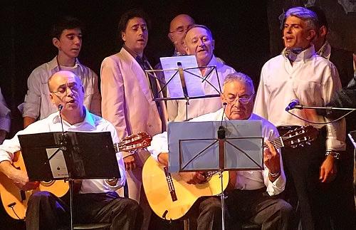 Coro de Las Espigadoras