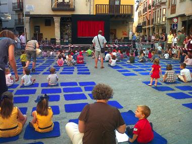 Teatro Infantil en Plaza del Trigo