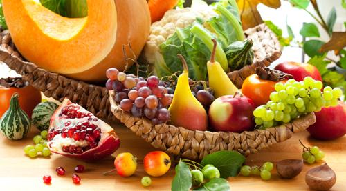 Alimentos de temporada