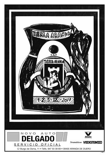 La Peña Tierra Aranda celebra su 44º Aniversario