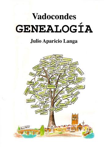 Portada del libro Vadocondes Genealogía