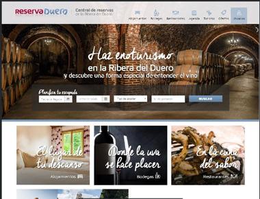 Web Reserva Duero