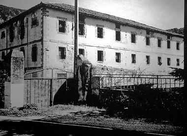 Fotografía del Penal de Valdenoceda