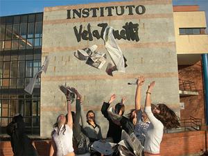 Fotografía: Unidad Educativa IES Vela Zanetti